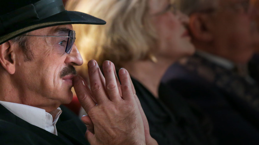 Михаил Боярский: Большая беда пришла в город