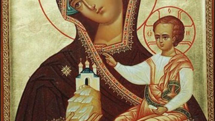 Икона Божией Матери «Тучная Гора»