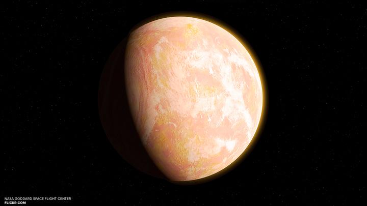 Ученые узнали условия на поверхности водяной кузины Земли