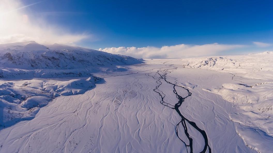 NASA: Раскол ледника в Гренландии приведет к необратимым последствиям