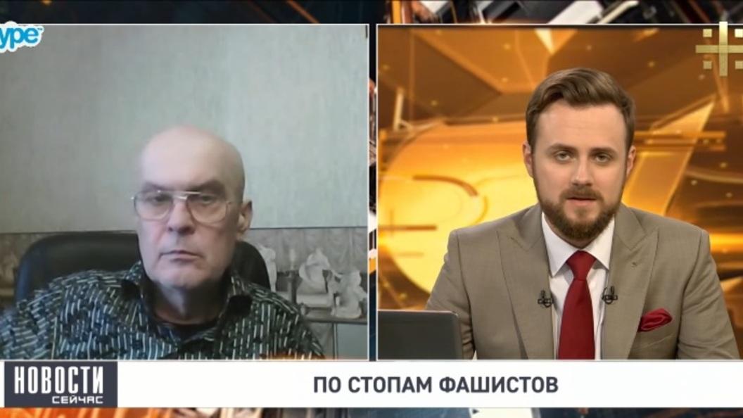 Олег Скрипка заражен бешенством человеконенавистничества – Александр Жилин