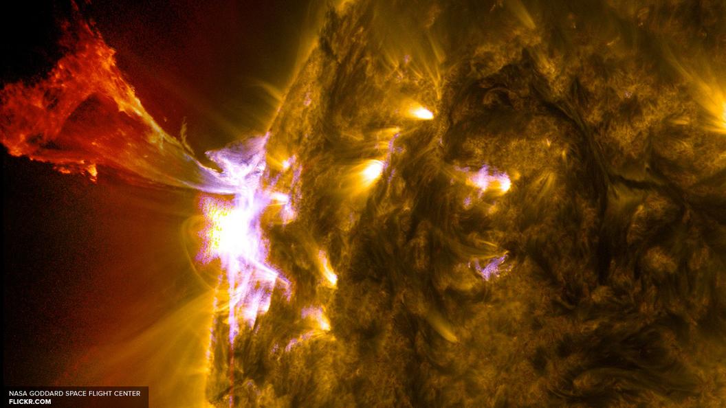 Ученые: Солнечная система окутана пузырем из солнечного ветра