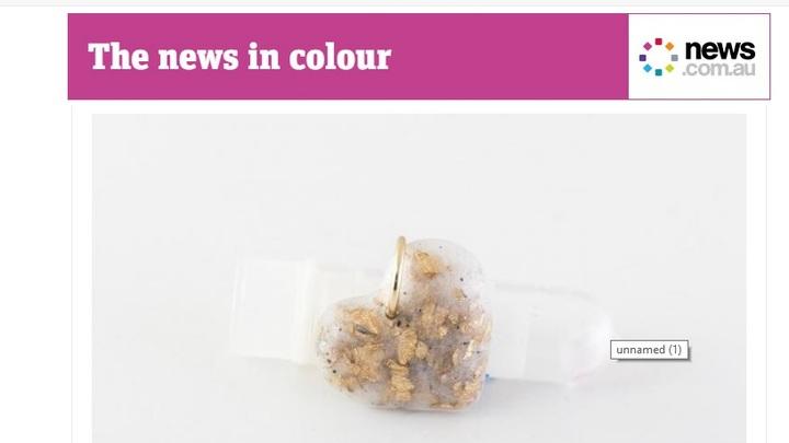 В Австралии из человеческих эмбрионов делают ювелирные украшения