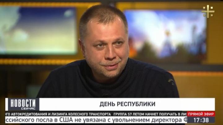 Бородай: Спустя три года после референдума ЛНР и ДНР хотят стать областями России