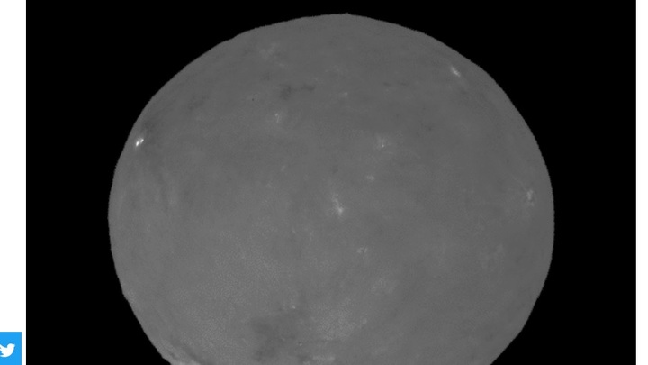 Фото сияющего карлика Цереры поразили ученых