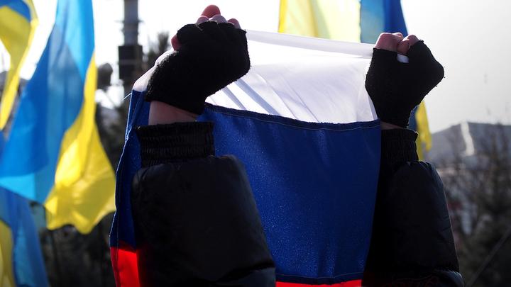 Нетрадиционная любовь Украины к жителям Крыма