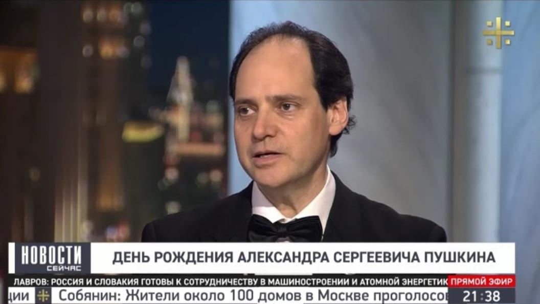 Лонгфельд: Русский язык меня ни разу не подвел