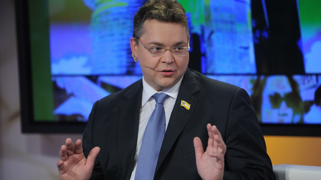В администрации ставропольского губернатора Владимирова опровергли его отставку