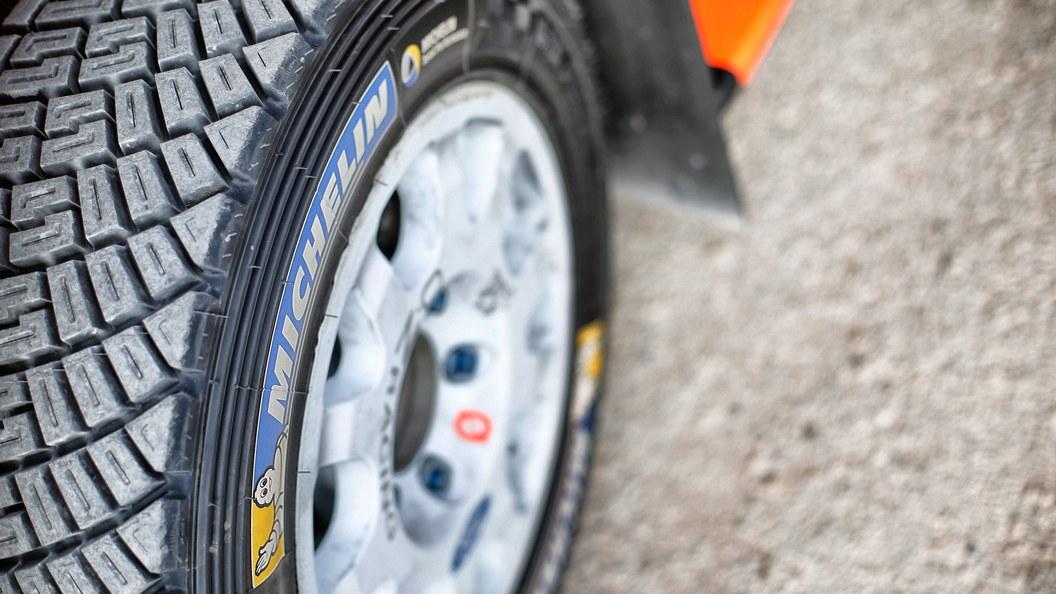 Michelin представил умные шины будущего
