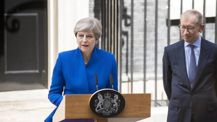 Великобритания определилась с датой старта переговоров по Brexit