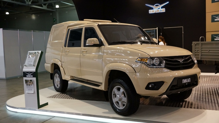 Опустили планку: Внедорожники УАЗ Патриот стали дешевле