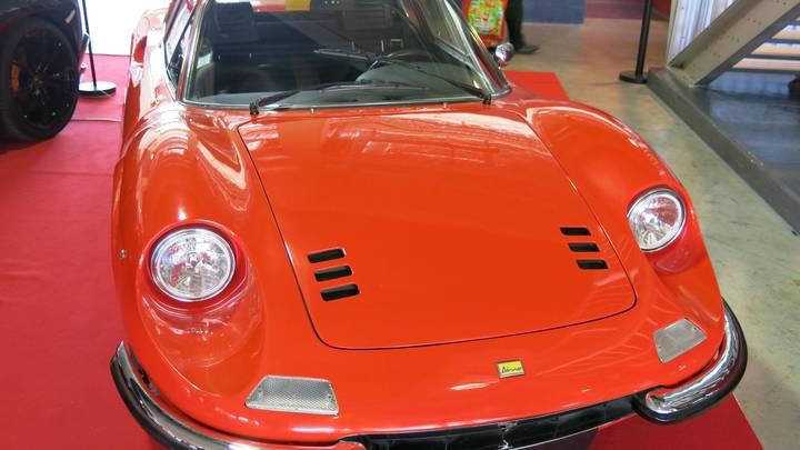 Sotheby's и Ferrari устроят крупнейший в мире аукцион