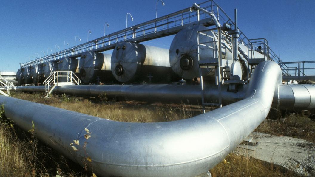 ВПольше заблокировали прием реверсного русского газа