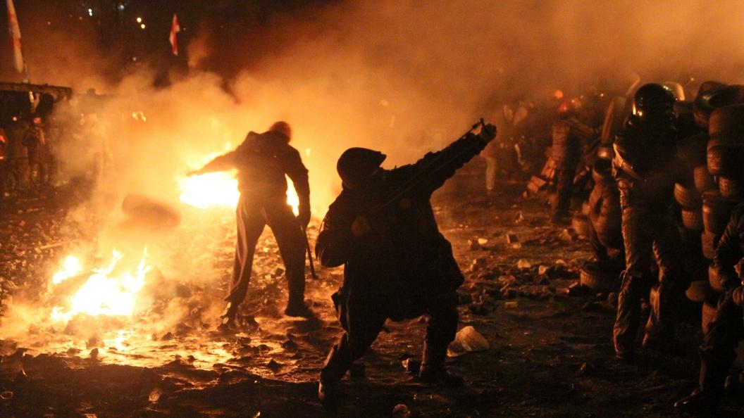 Активист: В 2014-м в евромайдановцев стреляли люди оппозиционера Парасюка