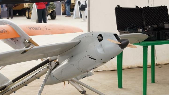 В России создали систему наведения оружия для ударных беспилотников