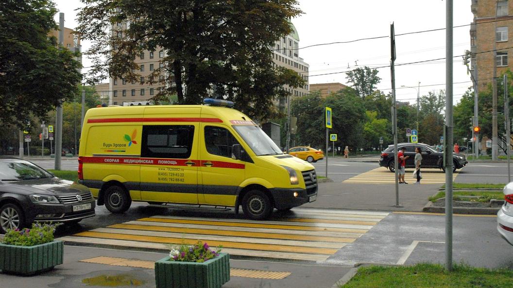 Официантку убили вкафе вцентральной части Москвы