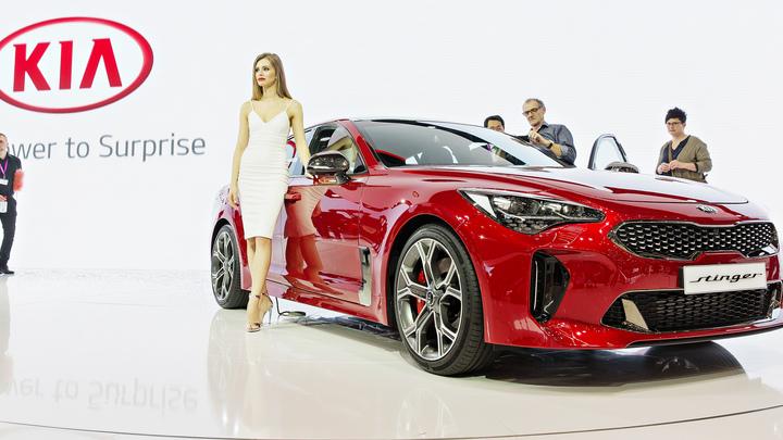 KIA обошла Porsche и BMW в рейтинге надежных автомобилей