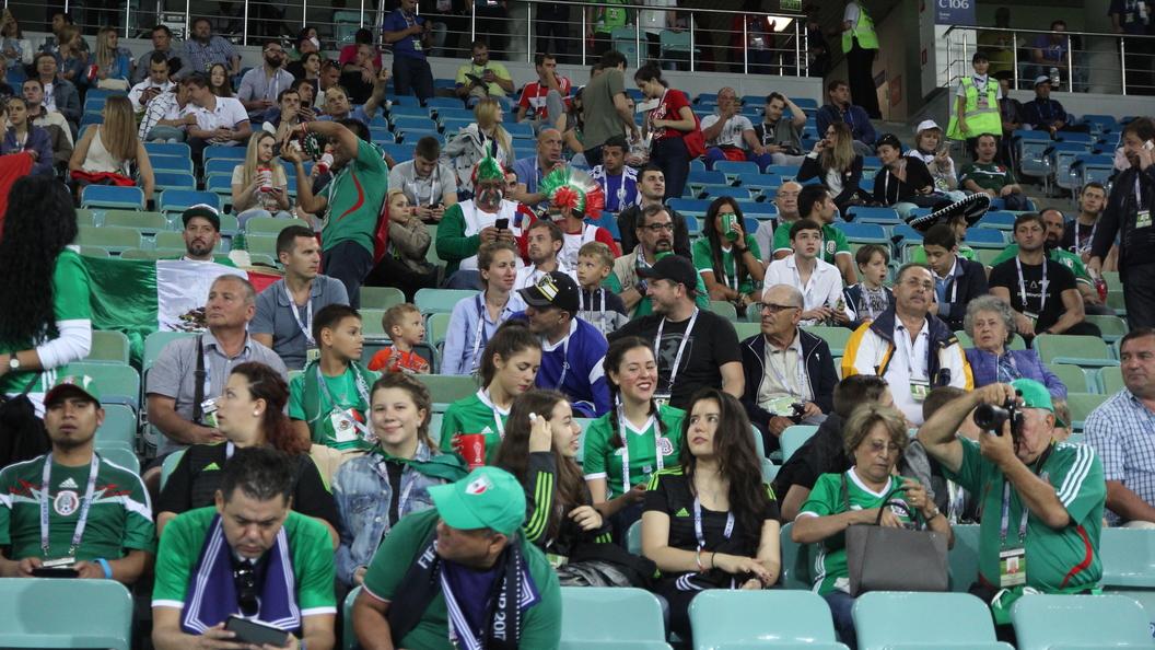 Алые паруса скорректировали планы болельщиков Кубка конфедераций - 2017 в Санкт-Петербурге