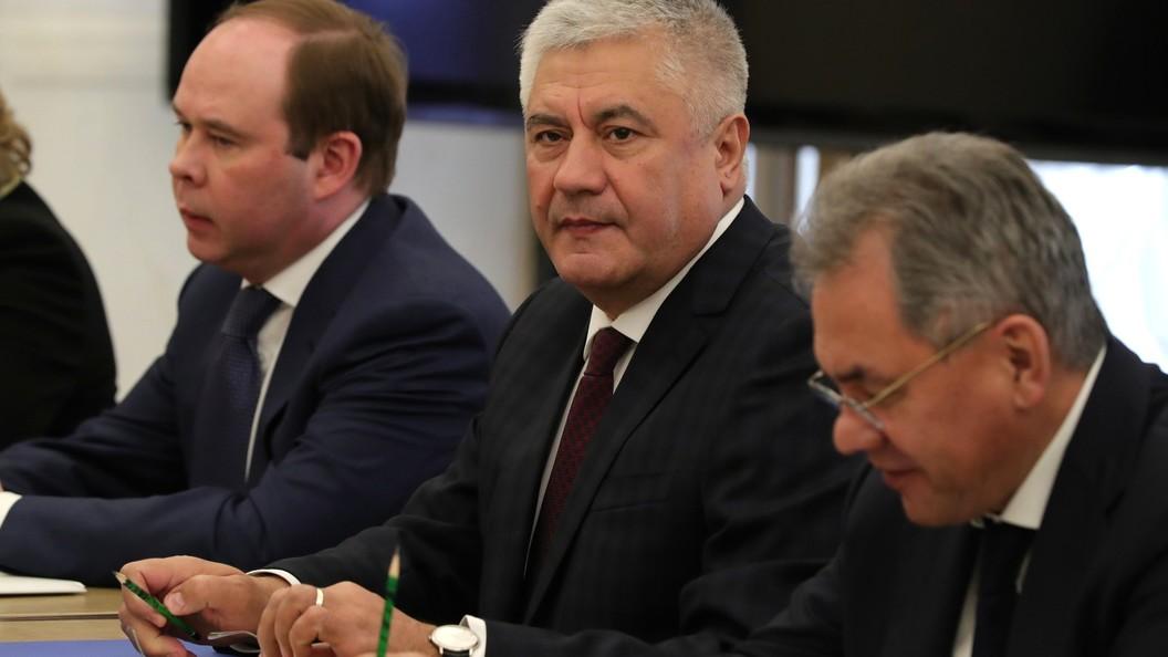 Глава МВД заявил о росте вовлеченности молодежи в потребление наркотиков