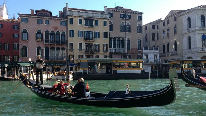 Хронология вечности: День Венеции
