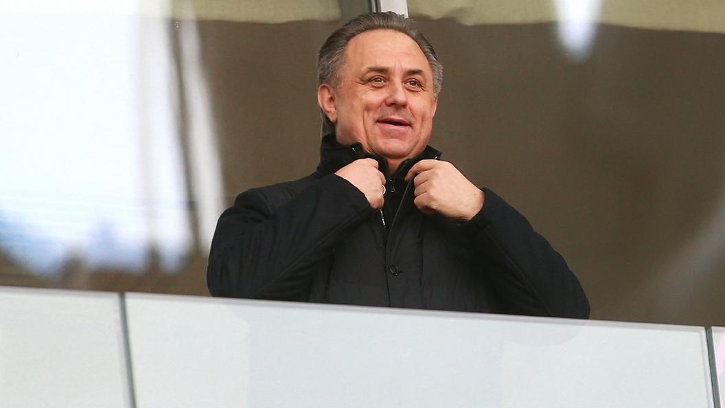 В разговоре о сборной России по футболу Мутко упомянул инопланетян