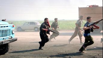 У Голанских высот Сирия сражалась с Джебхат ан-Нусрой