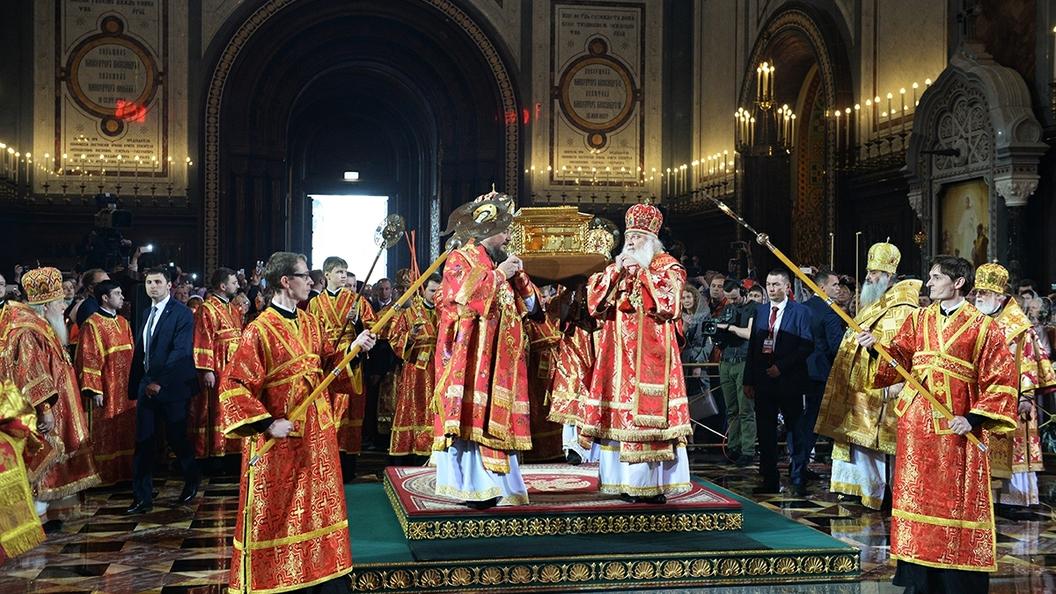 В Патриархии призвали включить церковнославянский язык в школьную программу