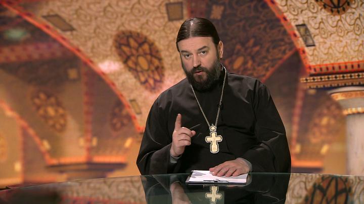 Андрей Ткачев: Мир потребительства - это сатанизм
