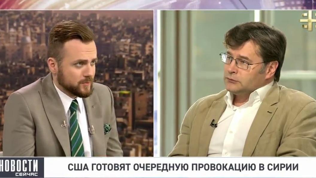 Политолог Алексей Мухин: США проявляют инфантилизм, переходящий в русофобию