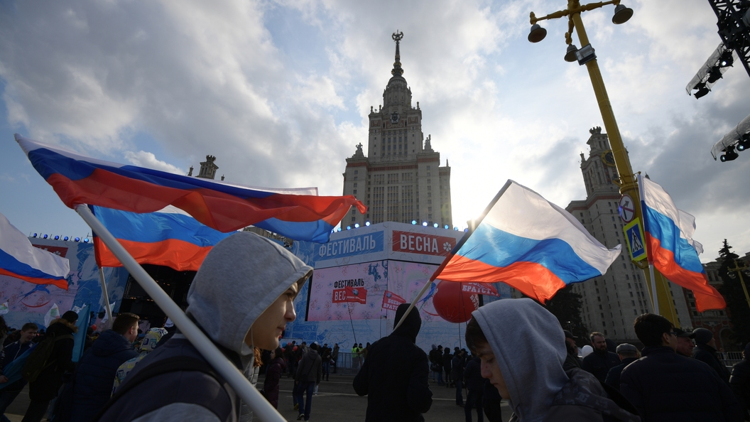 Большинство граждан России назвали США угрозой России - опрос