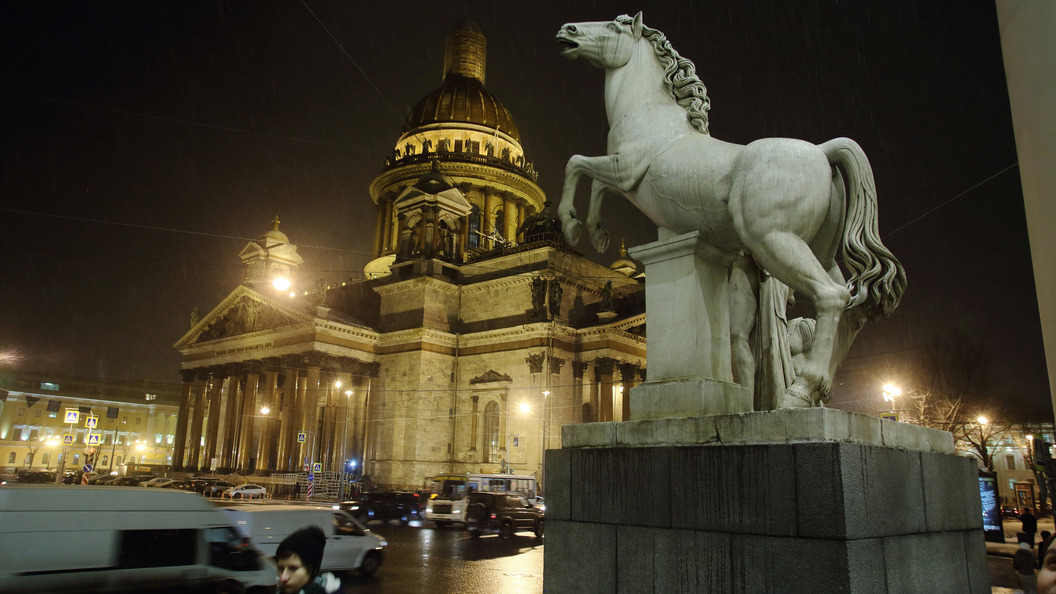 Парламент Петербурга признал референдум по Исаакию незаконным