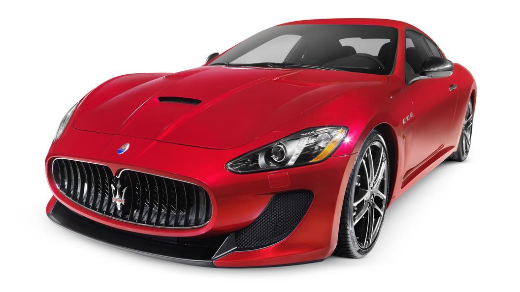 Стали известны характеристики Maserati GranTurismo-2018