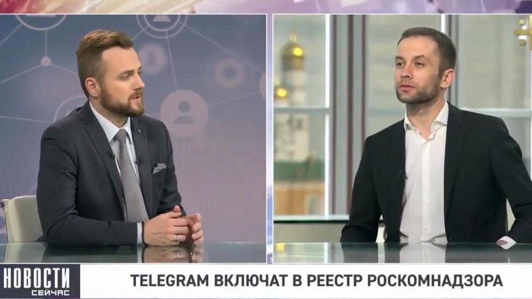 Журналист Коробков-Землянский: У спецслужб, помимо переписки Telegram, есть другие методы выслеживать террористов