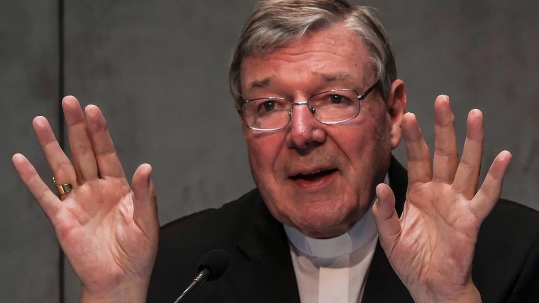 Скандал в Ватикане: Кардинал Пелл отверг все обвинения в свой адрес