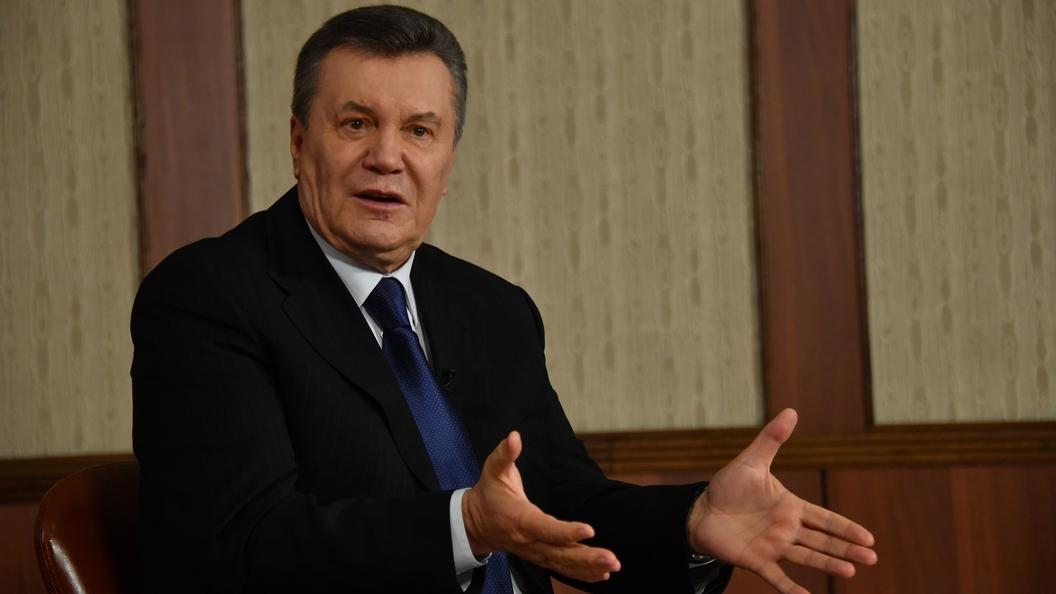 Суд вКиеве решил судить Януковича заочно