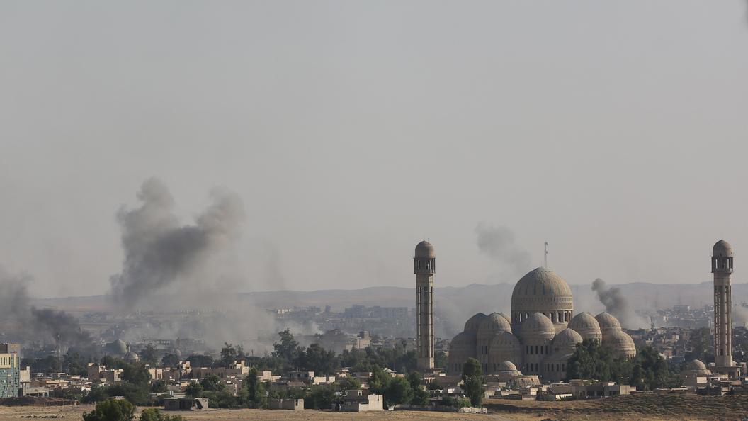 Иракская армия выбила террористов изМосула