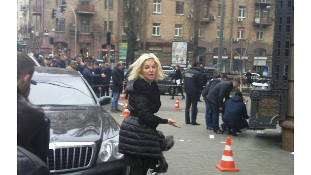 Максакова назвала убийц Дениса Вороненкова