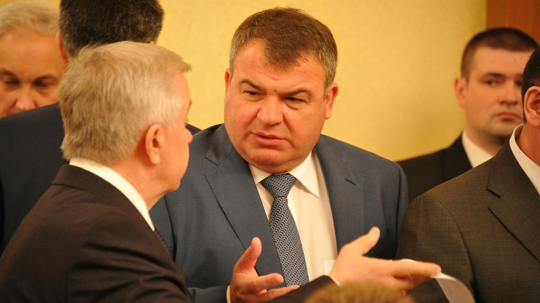 Анатолий Сердюков вошел всовет начальников ОАК