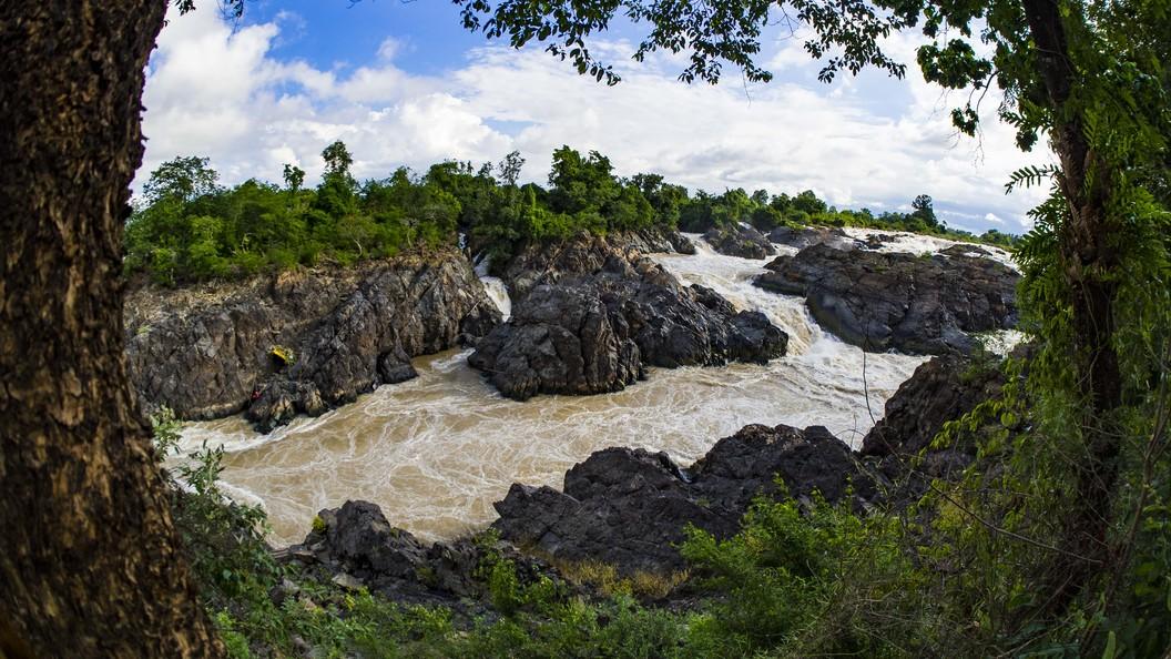 Исследователи обнаружили в Амазонии уникальную кипящую реку