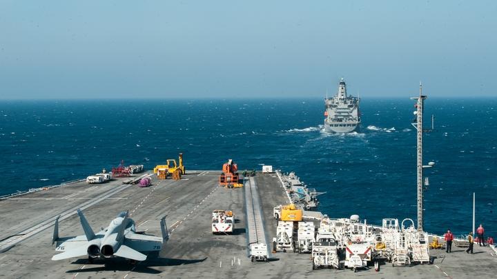 Тихоокеанский флот отработал удар по Корейцу