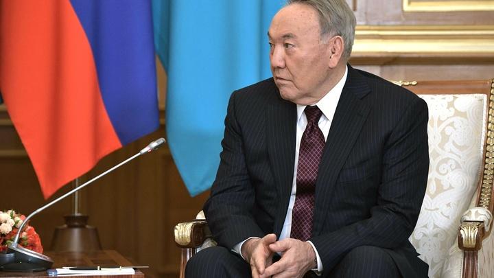 Нурсултан Назарбаевготов помочь примирению России и Украины