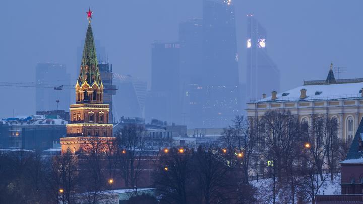 Водителей в Москве и Подмосковье предупредили о тумане