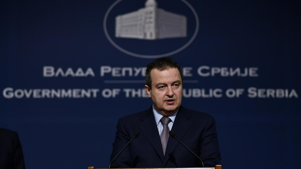 Новый премьер Сербии неисключила присоединения кантироссийским санкциям