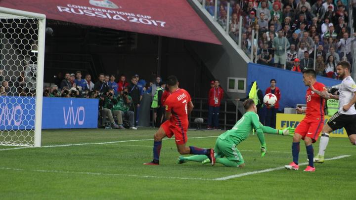 Матчи Кубка конфедераций в России посетили 628 тысяч болельщиков