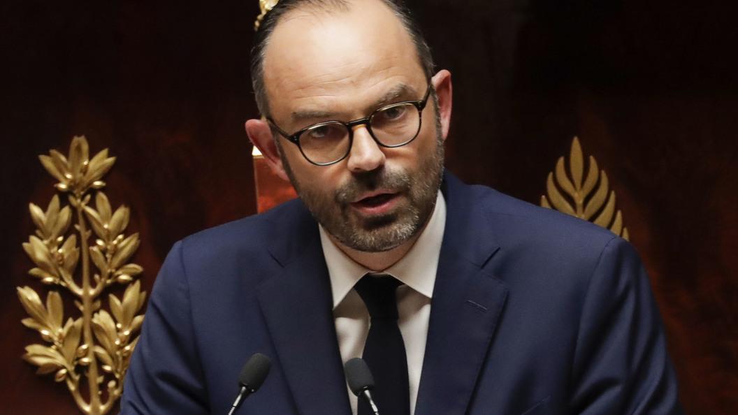 Оговорочка по Фрейду: Премьер Франции представился президентом