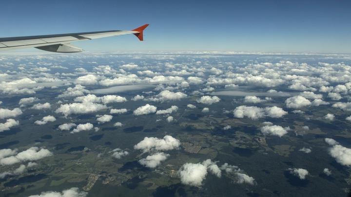 Рейс Амстердам - Киев вернулся в аэропорт из соображений безопасности