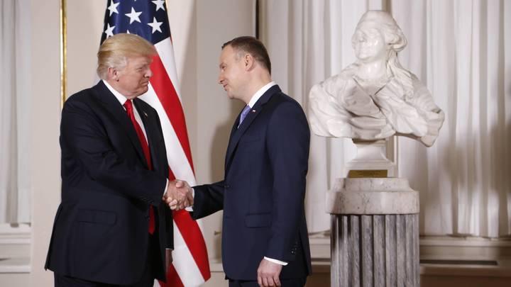 Трамп упрекнул Россию в дестабилизирующем поведении