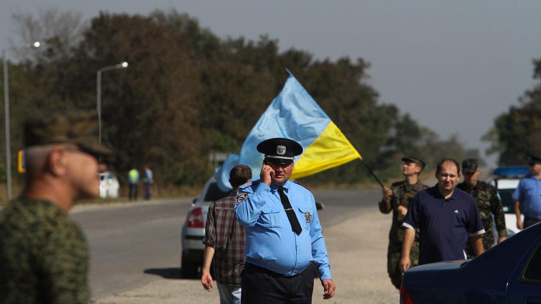 СБУ намерена обвинить российских пограничников в посягательстве на неприкосновенность Украины