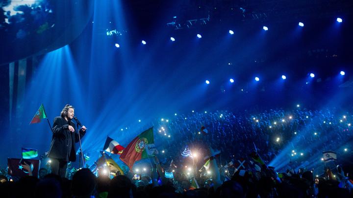 Украинский залог за Евровидение заблокирован по требованию Еuronews
