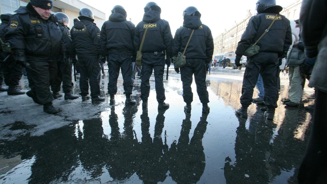 Эвакуировали крупный торговый центр на Ходынке